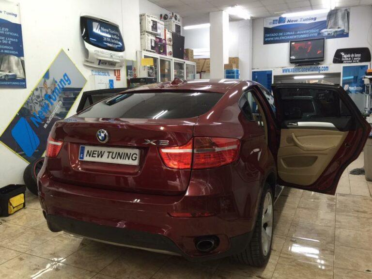Valencia New Tuning tapizado de asientos coche, fundas personalizas BMW