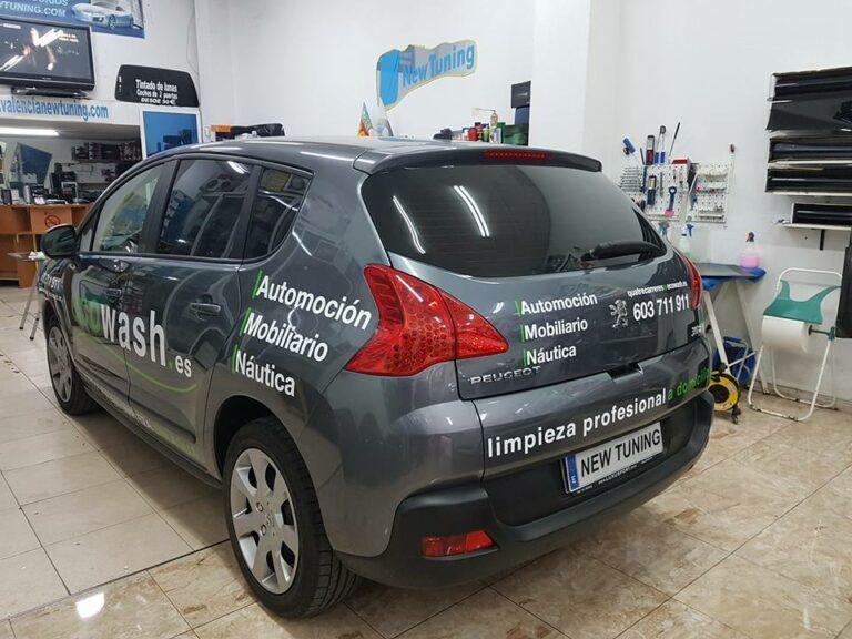 Valencia New Tuning tapizado de asientos coche, fundas personalizas
