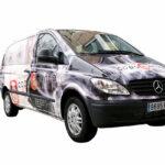 Rotulos para coches en valencia Newtunig publicidad diseño
